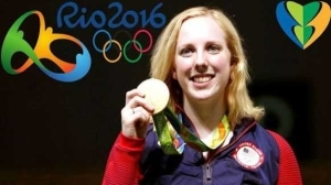 Meet 19yrs American Shooter Who Won The First Gold Medal Of #RioOlympics (See Photos)